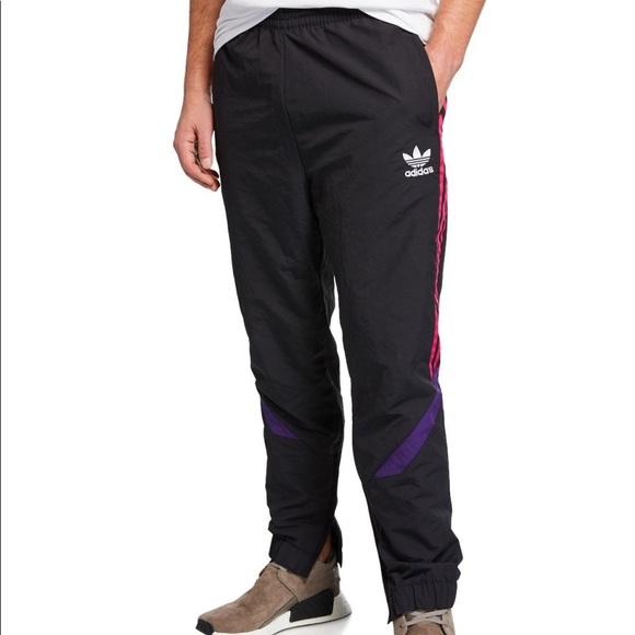 new product 2c056 4f16d Men's Adidas Originals Sportive Track Pants NWT